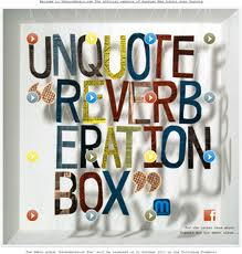 Unquote/REVERBERATION BOX CD