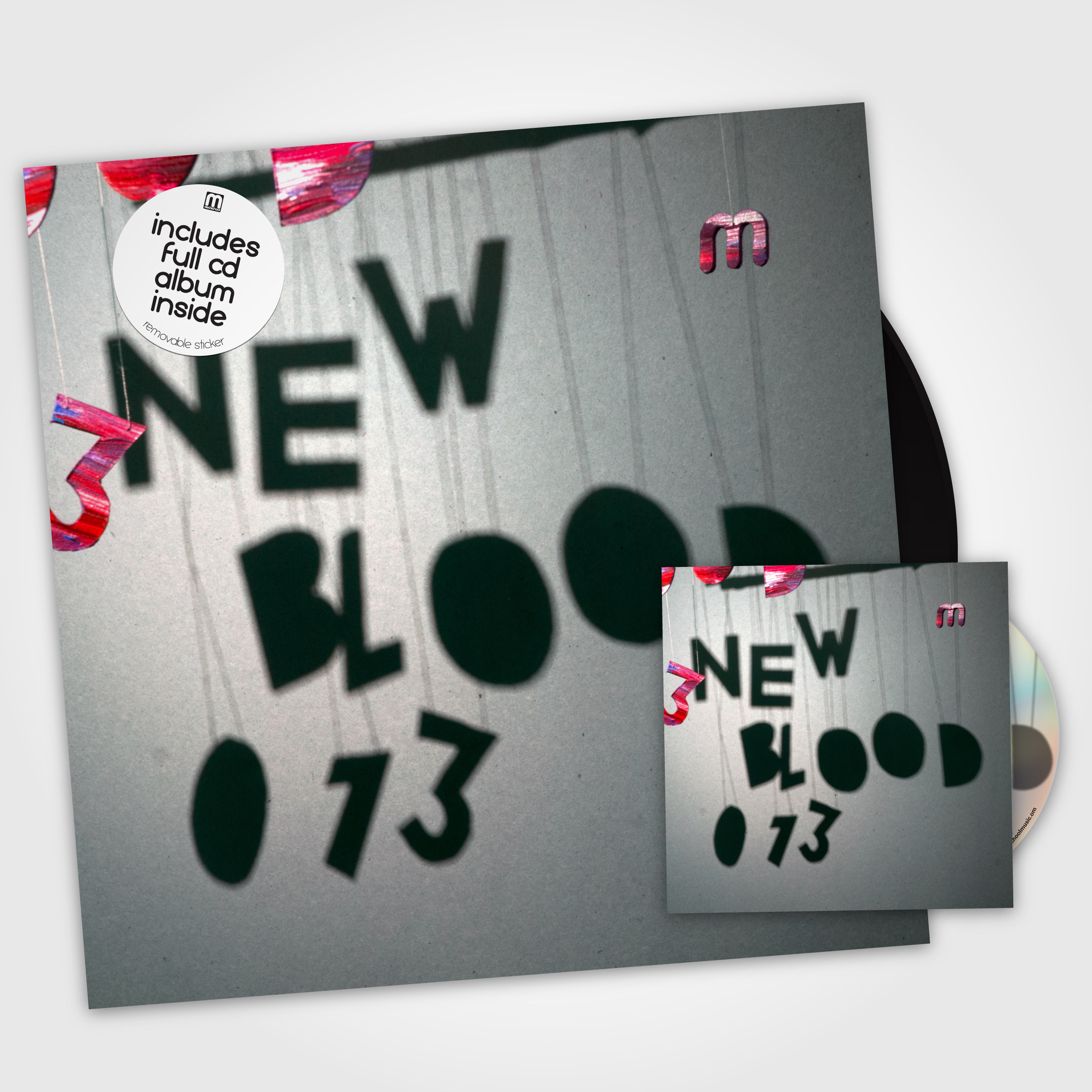 Various/NEW BLOOD 013 LP