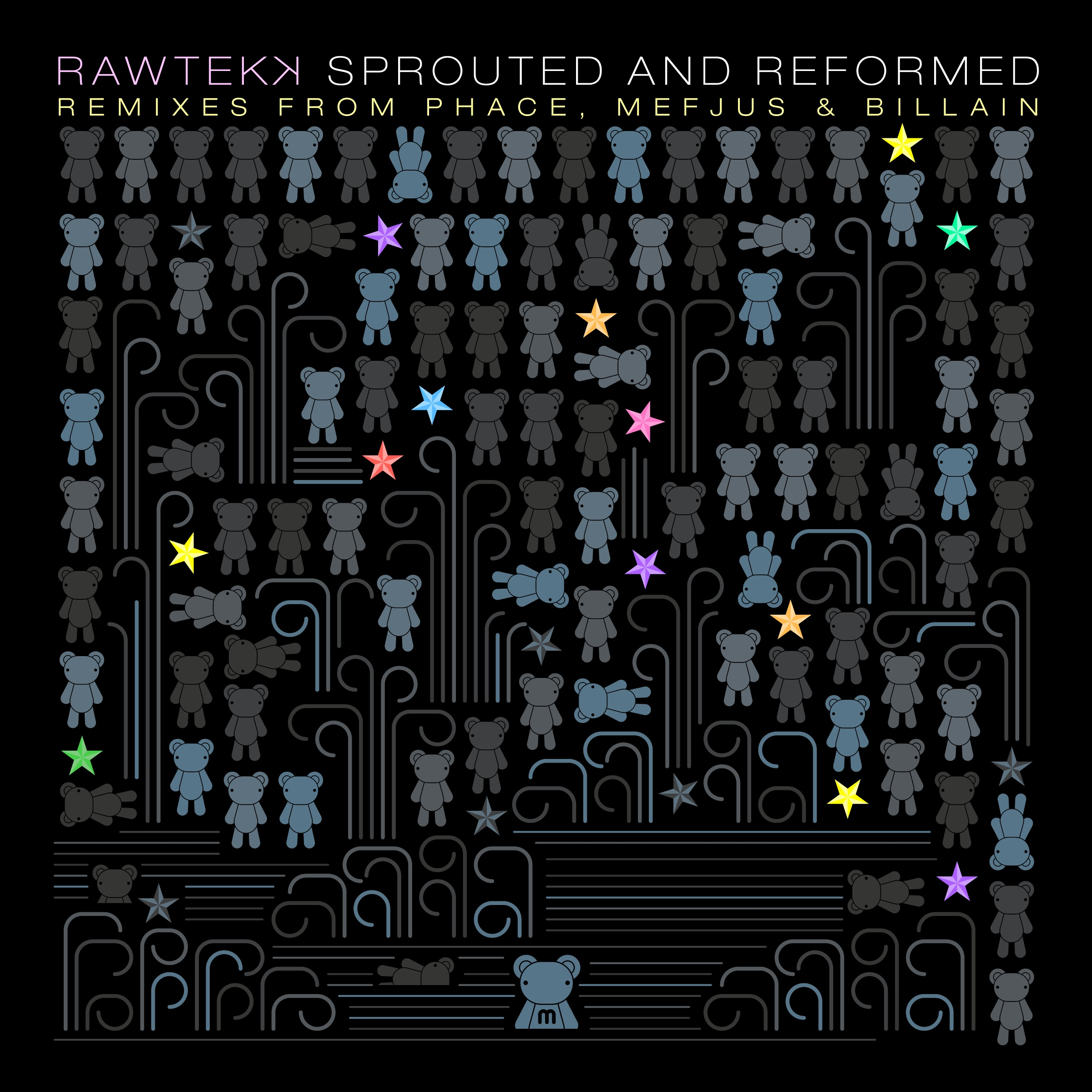 Rawtekk/SPROUTED AND REFORMED EP 12""