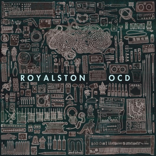 Royalston/OCD LP + CD