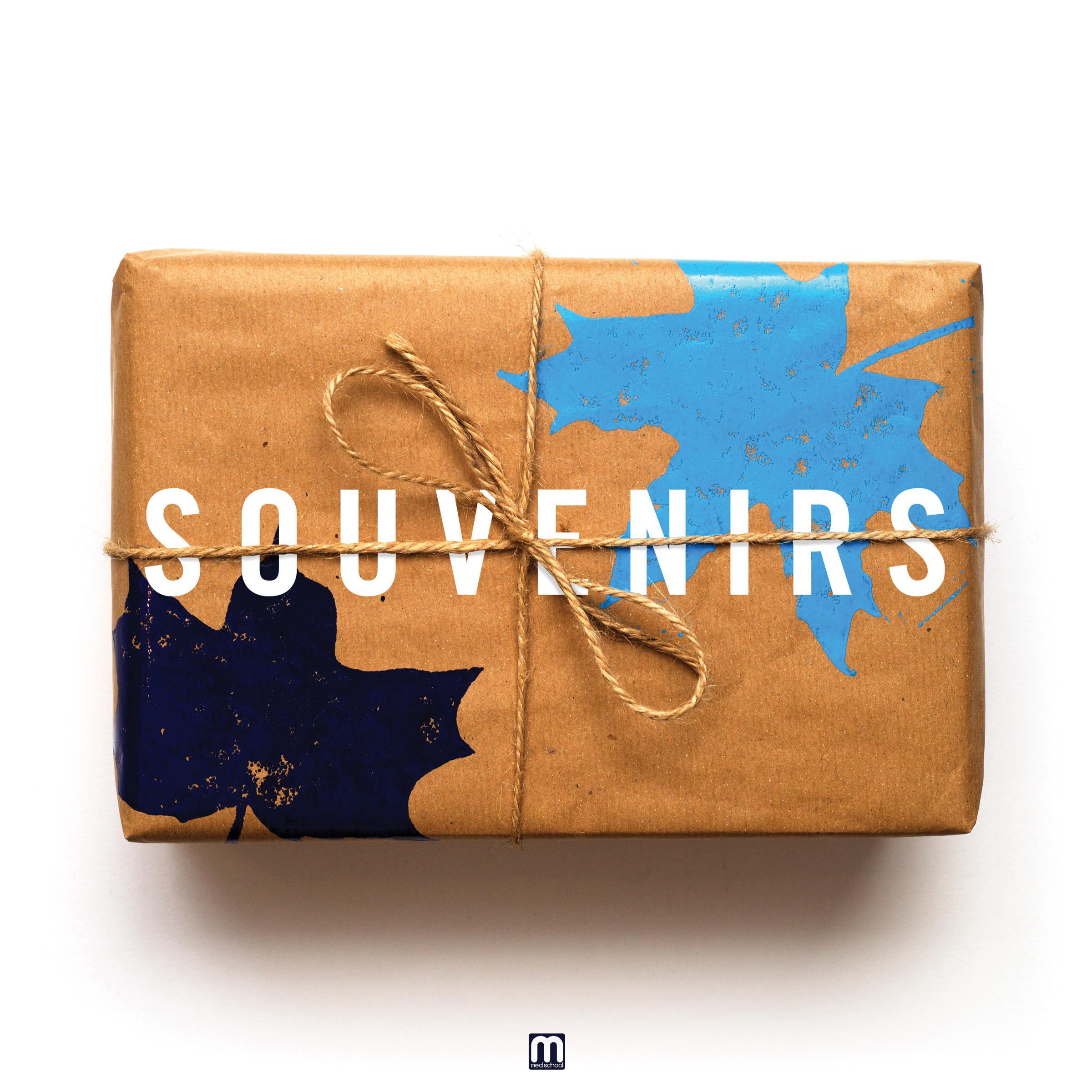 """Etherwood/SOUVENIRS 12"""""""