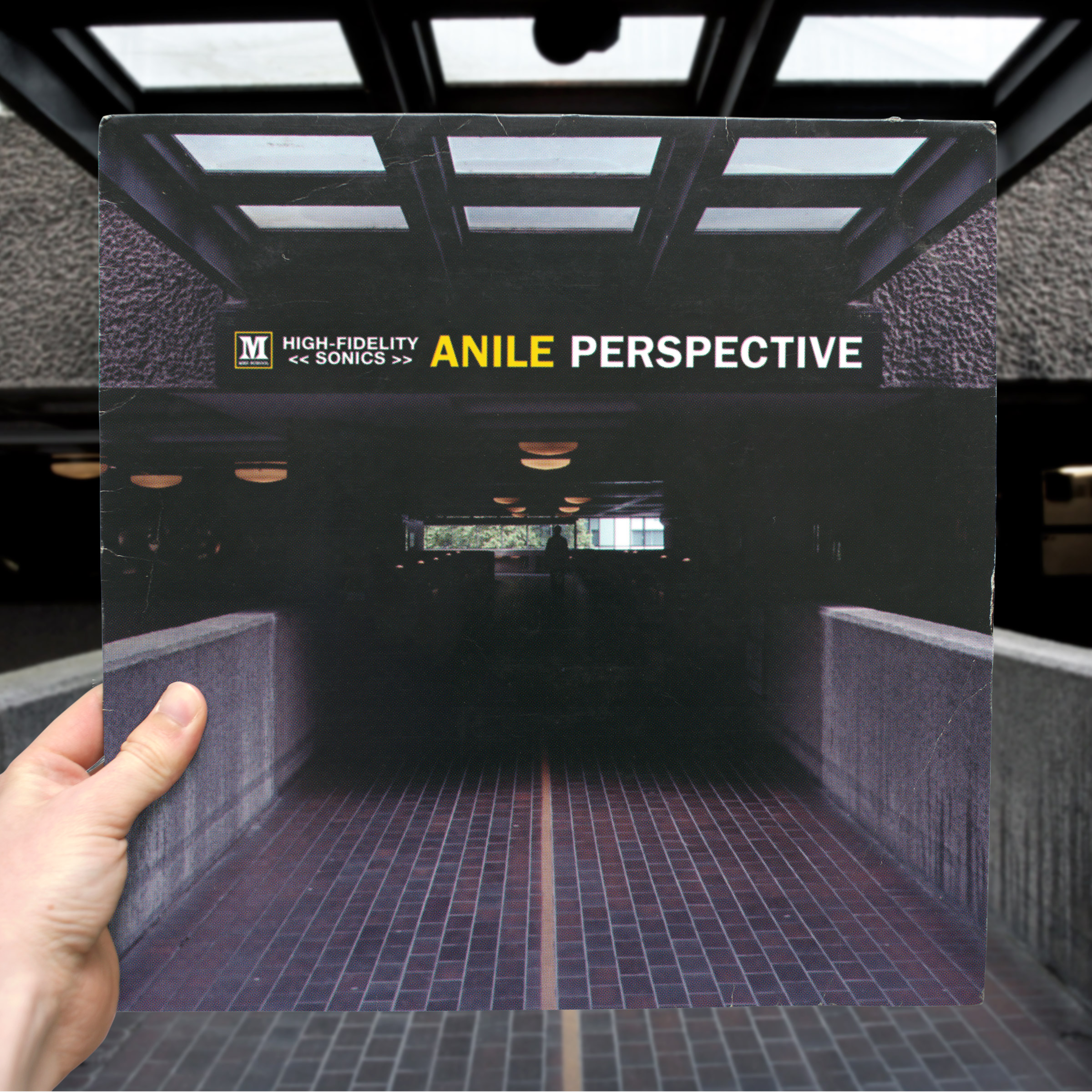 Anile/PERSPECTIVE CD