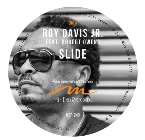 Roy Davis Jr. & Robert Owens/SLIDE 12""