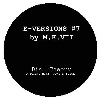 """E-Versions/#7 MARK SEVEN 12"""""""