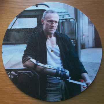 Merle/WALKING DEAD SLIPMAT