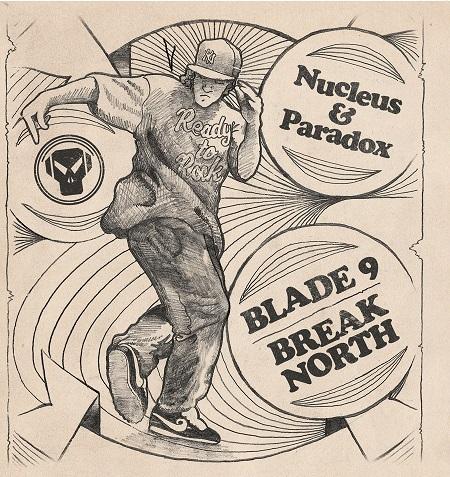 """Nucleus & Paradox/BLADE 9 12"""""""