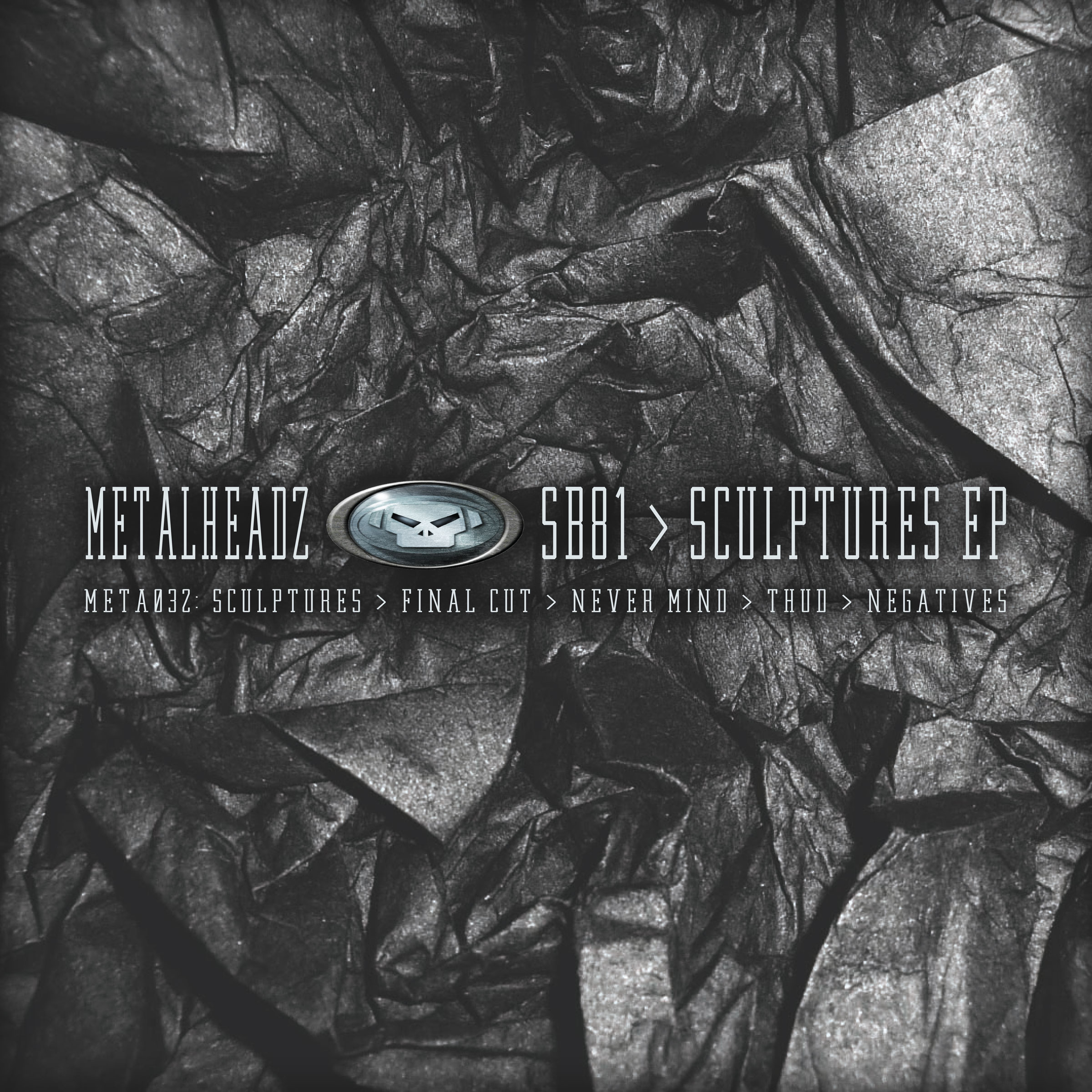 """SB81/SCULPTURES EP 12"""""""