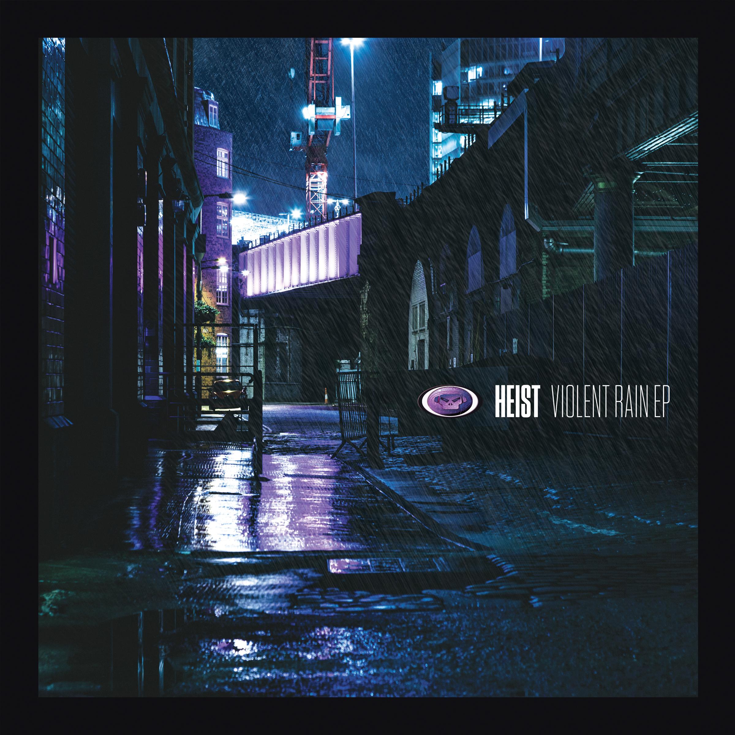"""Heist/VIOLENT RAIN EP 12"""""""