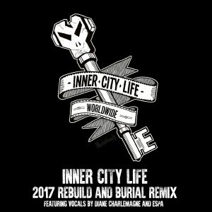 Goldie/INNER CITY LIFE- 2017 REBUILD 12""