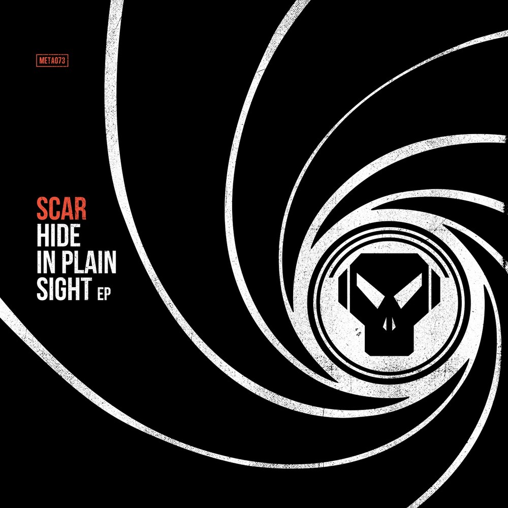 "Scar/HIDE IN PLAIN SIGHT EP 12"""