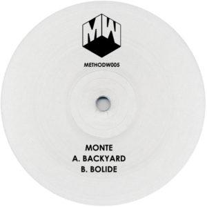 """Monte/BACKYARD 12"""""""