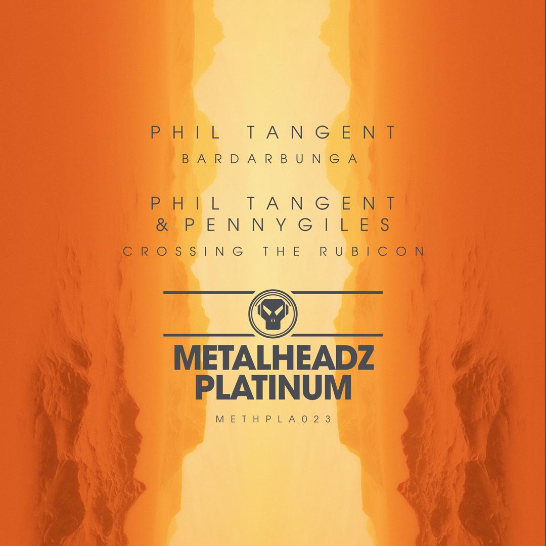 "Phil Tangent/BARDARBUNGA 12"""