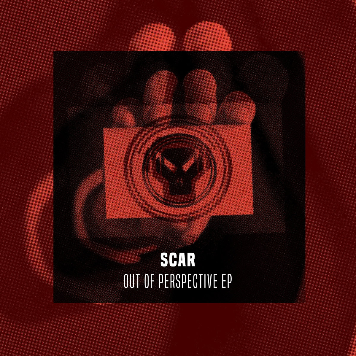 Scar/OUT OF PERSPECTIVE EP 12""