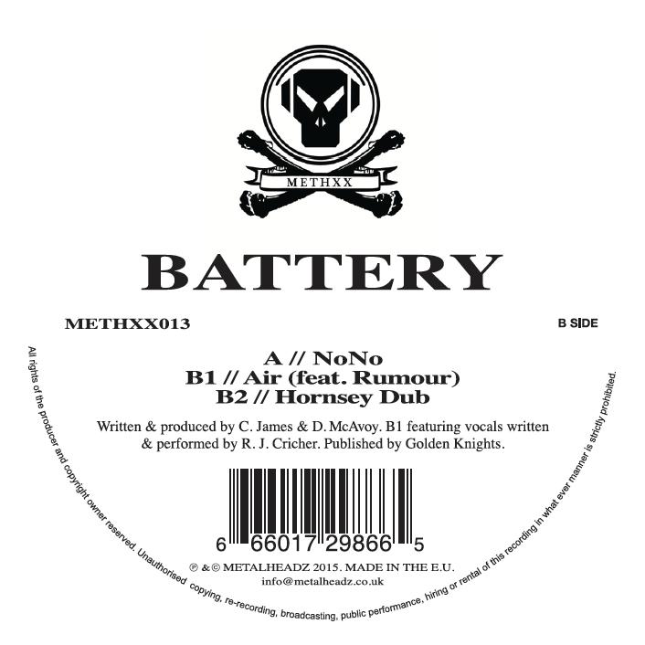 "Battery/NONO 12"""