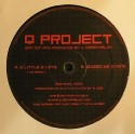 Q-Project/2 LITTLE 2 LATE(2007 RMX) 12""
