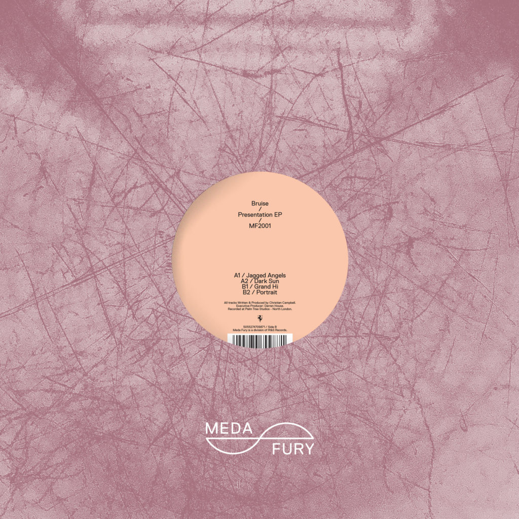 "Bruise/PRESENTATION EP 12"""