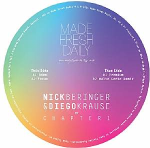 Nick Beringer & Diego K/CHAPTER 1 12""