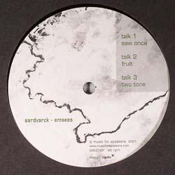 "Aardvarck/EMSEES EP  12"""