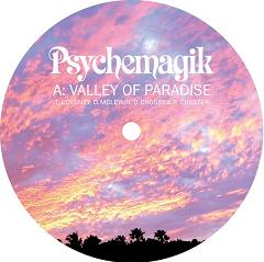 Psychemagik/VALLEY OF PARADISE 12""
