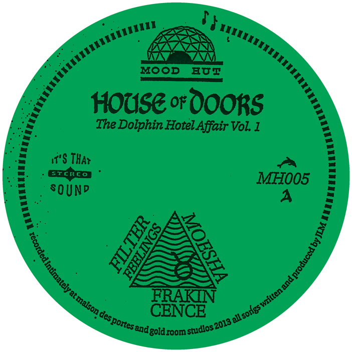 House Of Doors/DOLPHIN HOTEL AFFAIR 12""