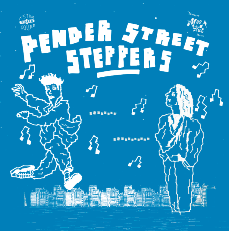 Pender Street Steppers/MH019 12""