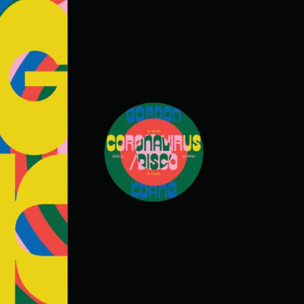 "Gordon Koang/CORONAVIRUS 12"""