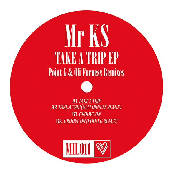 Mr KS/TAKE A TRIP EP 12""