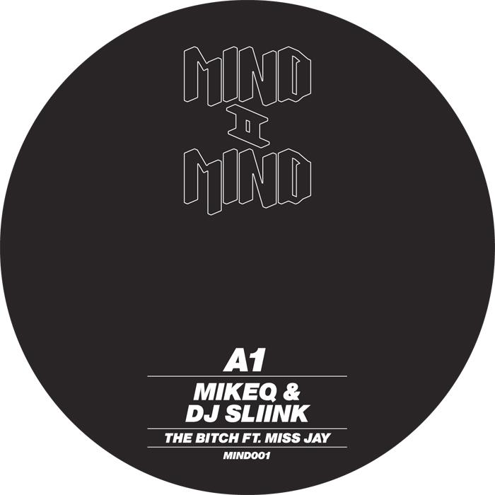 "MikeQ & DJ Sliink/MIND TO MIND 12"""