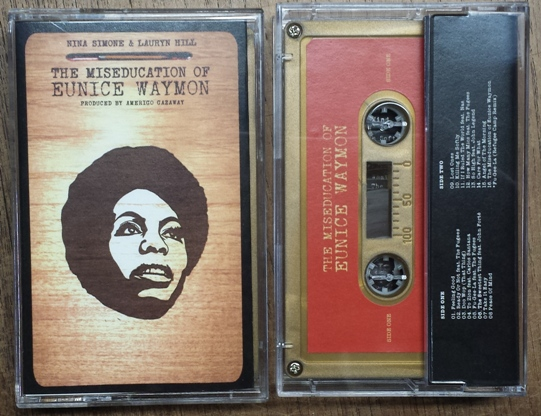 Nina Simone vs L. Hill/MISEDUCATION TAPE