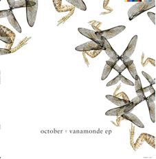 """October/VANAMONDE EP 12"""""""