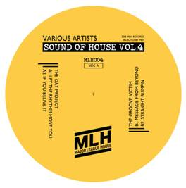 """Various/SOUND OF HOUSE VOL 4 12"""""""