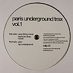 Paris Underground/VOL 1-REMASTERED 12""