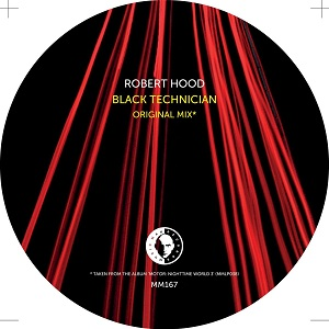 Robert Hood/BLACK TECHNICIAN-UR RMX 12""