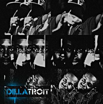 "J Dilla/DILLATROIT EP 12"""