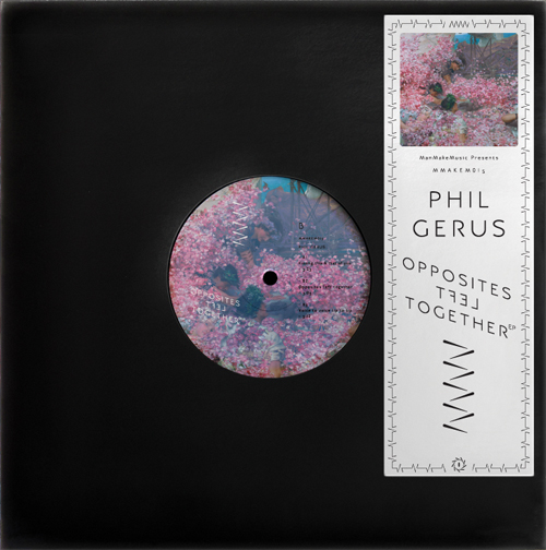Phil Gerus/OPPOSITES LEFT TOGETHER 12""