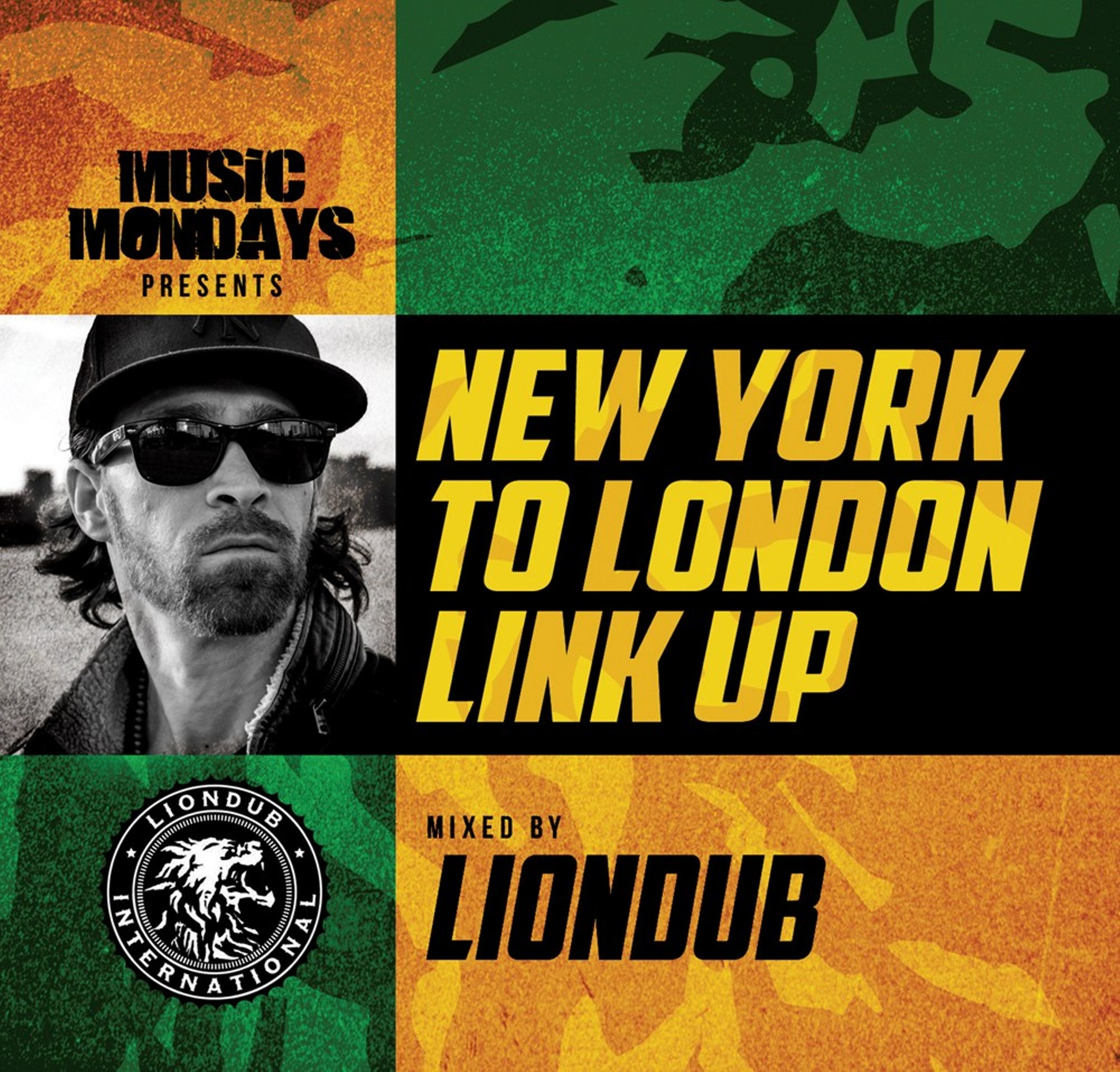 Liondub/NEW YORK TO LONDON LINK UP DCD