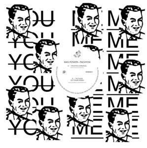 Man Power/TACHYON (DJ TENNIS REMIX) 12""