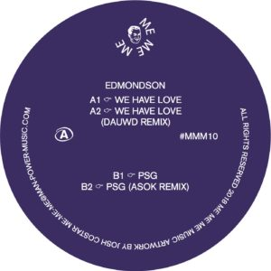 Edmondson/WE HAVE LOVE 12""