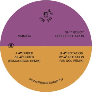 Sh*t Robot/CUBED & ROTATION 12""