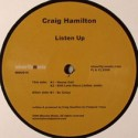 "Craig Hamilton/LISTEN UP EP 12"""