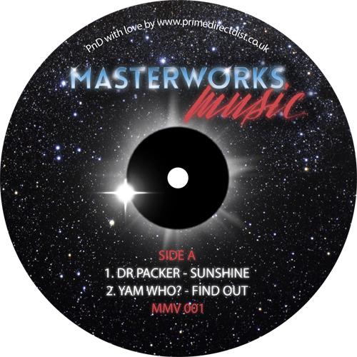 """Various/MASTERWORKS VOL. 1 12"""""""