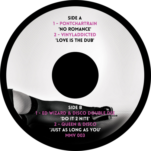 "Various/NO ROMANCE EP 12"""