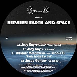 Joey Kay/I WONDER & IN A TRANCE 12""