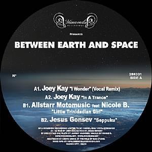 "Joey Kay/I WONDER & IN A TRANCE 12"""