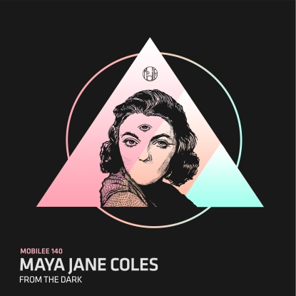 Maya Jane Coles/FROM THE DARK 12""
