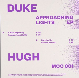 Duke Hugh/APPROACHING LIGHTS EP 12""