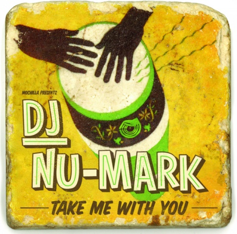 DJ Nu-Mark/TAKE ME WITH YOU CD