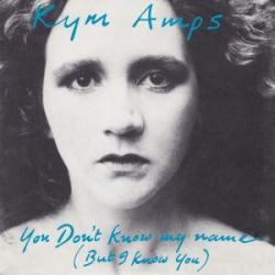 Kym Amps/YOU DON'T KNOW MY NAME LP