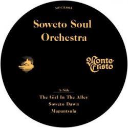 """Soweto Soul Orchestra/SOWETO DAWN EP 12"""""""