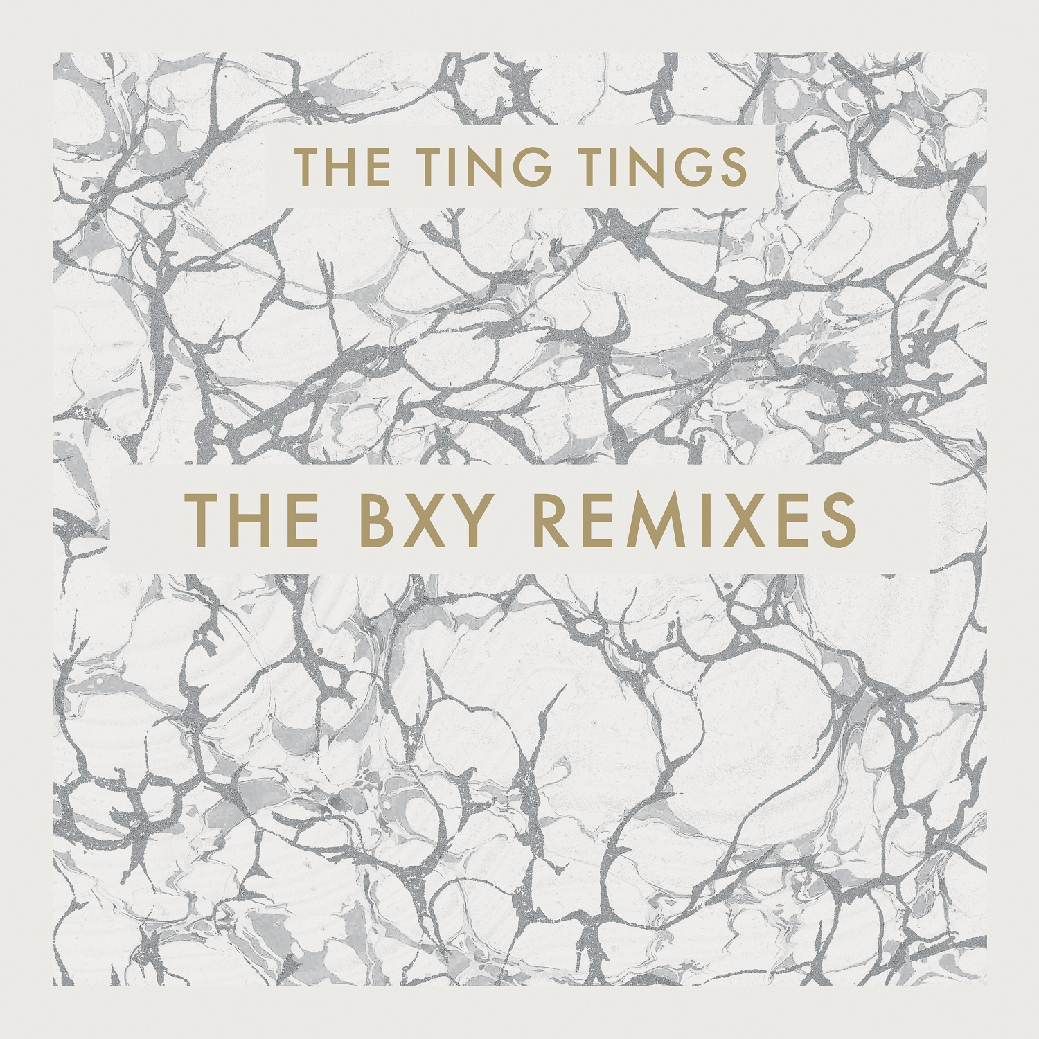 Ting Tings/BXY REMIXES (LTD 250) 12""